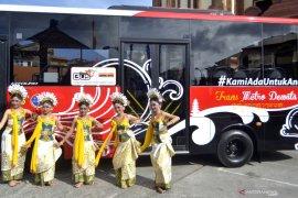 'Teman Bus' dorong sektor transportasi dan ekonomi di Bali (video)