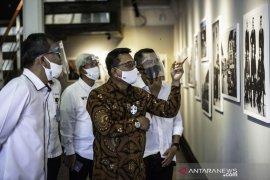 LKBN ANTARA pamerkan foto tahun 1900-1942 refleksikan Indonesia Bergerak