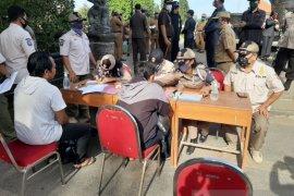 17 orang tanpa masker terjaring operasi gabungan protokol kesehatan di Buleleng