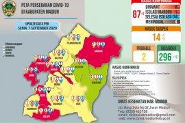 Pasien positif COVID-19 di Kabupaten Madiun capai 87 orang