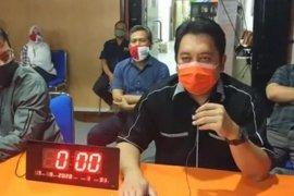 Pilkada Medan, Hanya dua pasangan calon mendaftar ke KPU