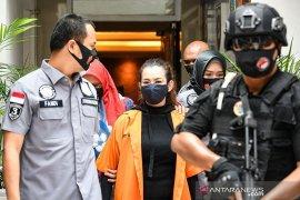 Konsumsi sabu-sabu, Reza resmi ditahan di Rutan Narkoba Polda Metro Jaya