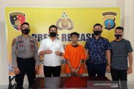 Polisi tangkap pemuda asal Aceh bawa sabu di dalam bungkusan nasi