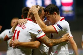 Polandia menang 2-1 atas Bosnia