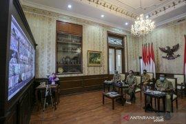 Wali Kota Bogor instruksikan jajarannya jangan kendor tangani Covid-19