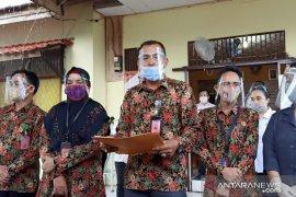 Pilkada Bengkayang, Empat bakal pasangan calon daftar ke KPU