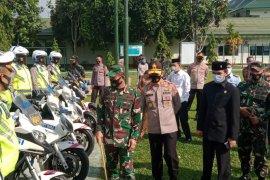 Pangdam II/Sriwijaya cek kesiapan pengamanan pilkada serentak di Jambi