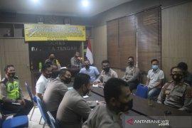 Polres Bangka Tengah petakan titik rawan Pilkada 2020