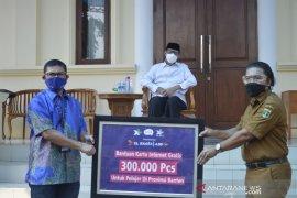 Gubernur Banten apresiasi dukungan XL Axiata dalam pembelajaran jarak jauh (PJJ)