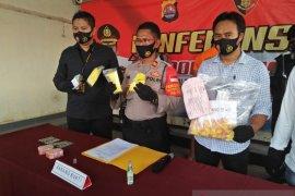 Polsek Cisoka Tangerang tangkap penjual obat keras tanpa izin