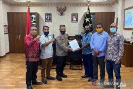 Kapolda Maluku tegaskan Polisi objektif tangani kasus pengambilan jenazah COVID-19