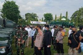 Pangdam II/Sriwijaya minta jangan terjadi konflik di Pilkada Jambi