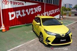 """Toyota New Yaris usung tampilan """"stylish"""""""