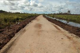Pemda diminta tuntaskan pembangunan jalan dermaga Kamboja melalui DAK