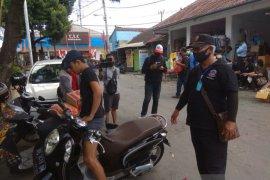 Satpol PP Denpasar sidak masyarakat tanpa masker