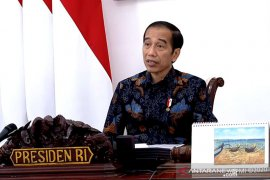 Presiden Jokowi minta kualitas demokrasi Pilkada 2020 ditingkatkan