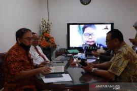 Rektor Unja buka Musrenbang Unja tahun 2021