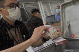 Nilai tukar Rupiah berpotensi kembali terkoreksi dipicu kebijakan PSBB