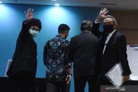 Anggota Dewas KPK Syamsudin Haris positif terpapar  COVID-19
