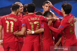 Portugal harus puas bermain sama kuat 0-0  lawan Spanyol