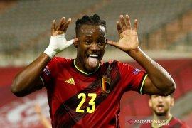 Belgia kalahkan Islandia 5-1, Batshuayi cetak dua gol