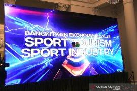 """Presiden Jokowi: Olahraga buka peluang Indonesia kembangkan """"sport tourism"""""""