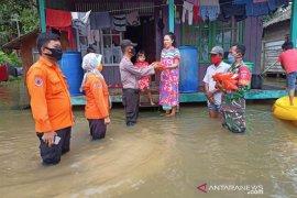 BPBD Kabupaten PPU kembali bantu korban banjir