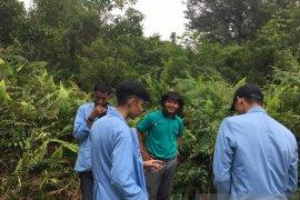 Mahasiswa Kukerta UR pelajari penanganan karhutla MPA di Sungai Apit