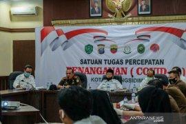 Kejari siap berikan bantuan hukum untuk Pemkot Padangsidimpuan