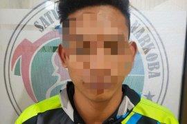 Polisi ciduk seorang pengedar dan pengguna narkoba di Pandeglang