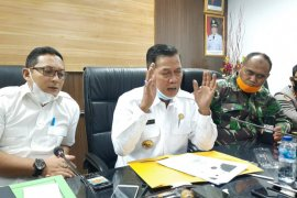 Kota Serang siapkan delapan titik cek poin dukung PSBB