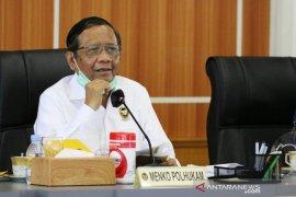 Mahfud: Persoalan PSBB Jakarta bukan masalah tata negara
