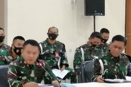 TNI AD talangi Rp596 juta ganti rugi kerusakan  Mapolsek Ciracas