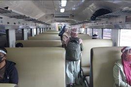 KAI Daop Madiun pastikan keamanan penumpang selama pandemi