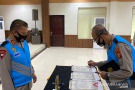 Polda Maluku tandatangani pakta integritas pendidikan Sespimti Polri