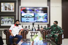 Kodam XII/Tpr Dukung IOF Kalbar Gelar Eksebisi Offroad