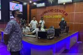 Telkomsat berkontribusi cegah karhutla di Jambi melalui aplikasi 'Asap Digital'