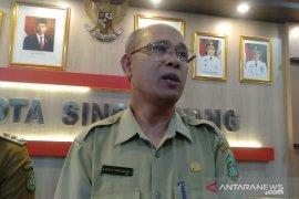 Kasus COVID-19 di Kota Singkawang bertambah enam