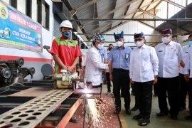 Kembangkan ekosistem pendukung industri, PT INKA gandeng SMK di Banyuwangi