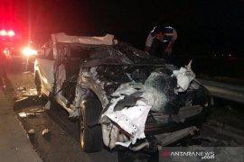 Dua orang meninggal dunia dalam kecelakaan beruntun