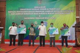 Lindungi pekerja informal, Pemkot Madiun luncurkan program Siaga Kita