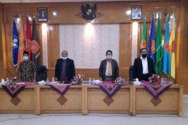 Universitas Jambi meluncurkan penerapan Merdeka Belajar Kampus Merdeka