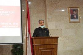 Pemkot Kediri jelaskan rancangan perubahan APBD Kota Kediri Tahun 2020