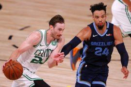 Gordon Hayward kembali membela  Boston Celtics