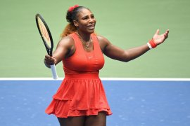 Curhat Serena Williams  usai menangkan duel para ibu