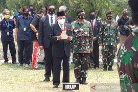 Jusuf Kalla pimpin langsung upacara pemakaman Jakob Oetama di TMP Kalibata
