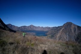Good Morning Rinjani!!!