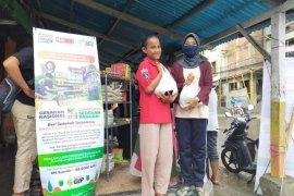 ACT Maluku aktivasi Lumbung Sedekah Pangan di Desa Batumerah