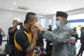 Pemkab Paser Kampanyekan Penggunaan Masker Cegah COVID-19