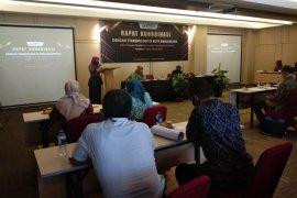 Bawaslu Banjarbaru rakor tingkatkan analisis permasalahan pilkada